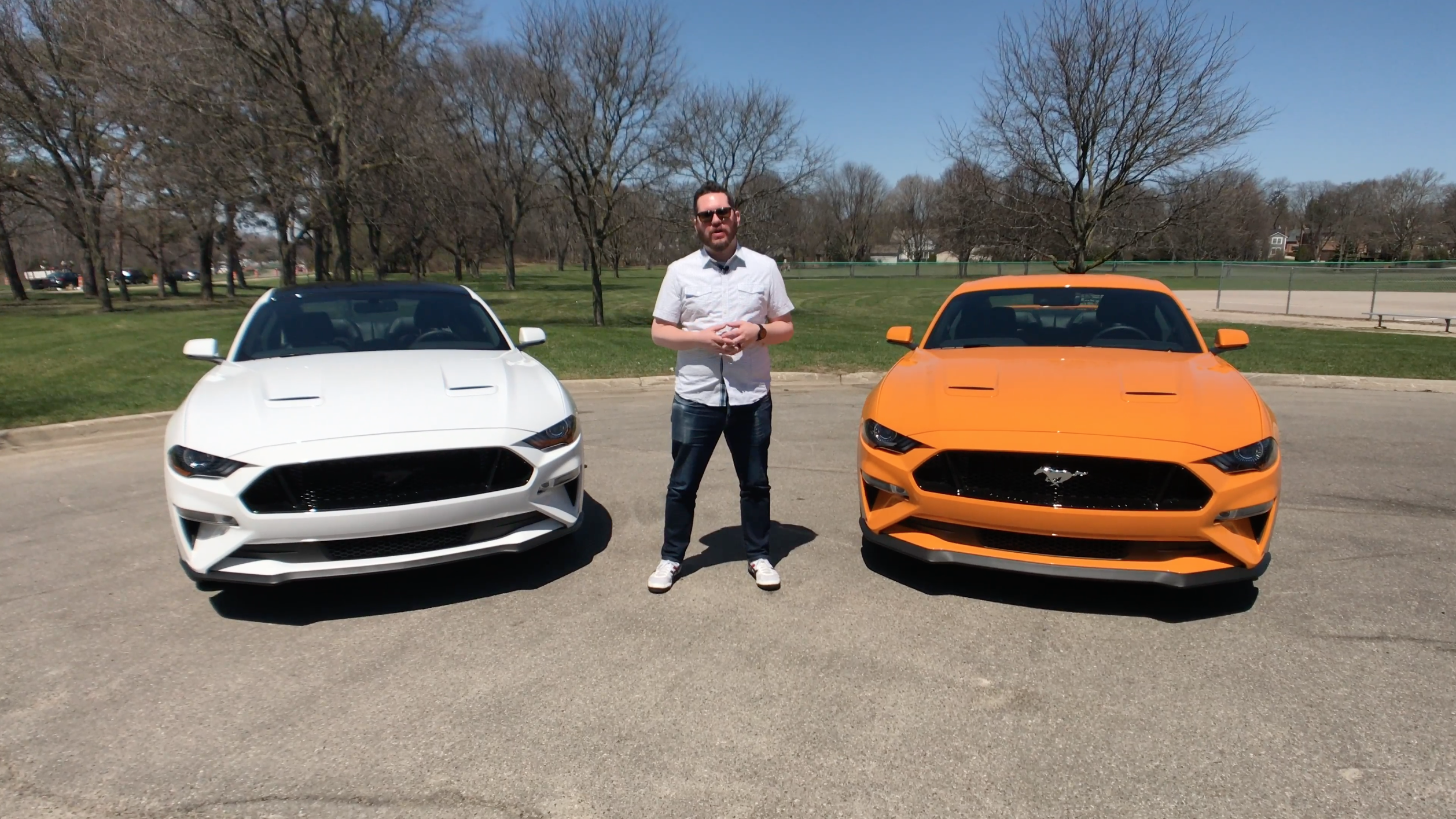 Ford Mustang still offered with hideous fake scoops | Autoblog