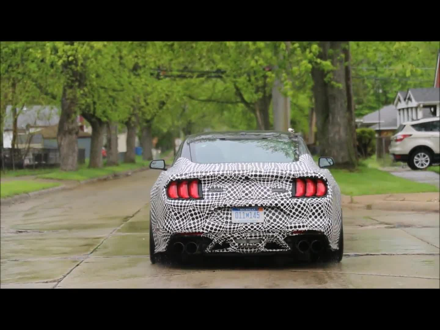Ford To Auction First Mustang Shelby Gt500 At Barrett Jackson Autoblog