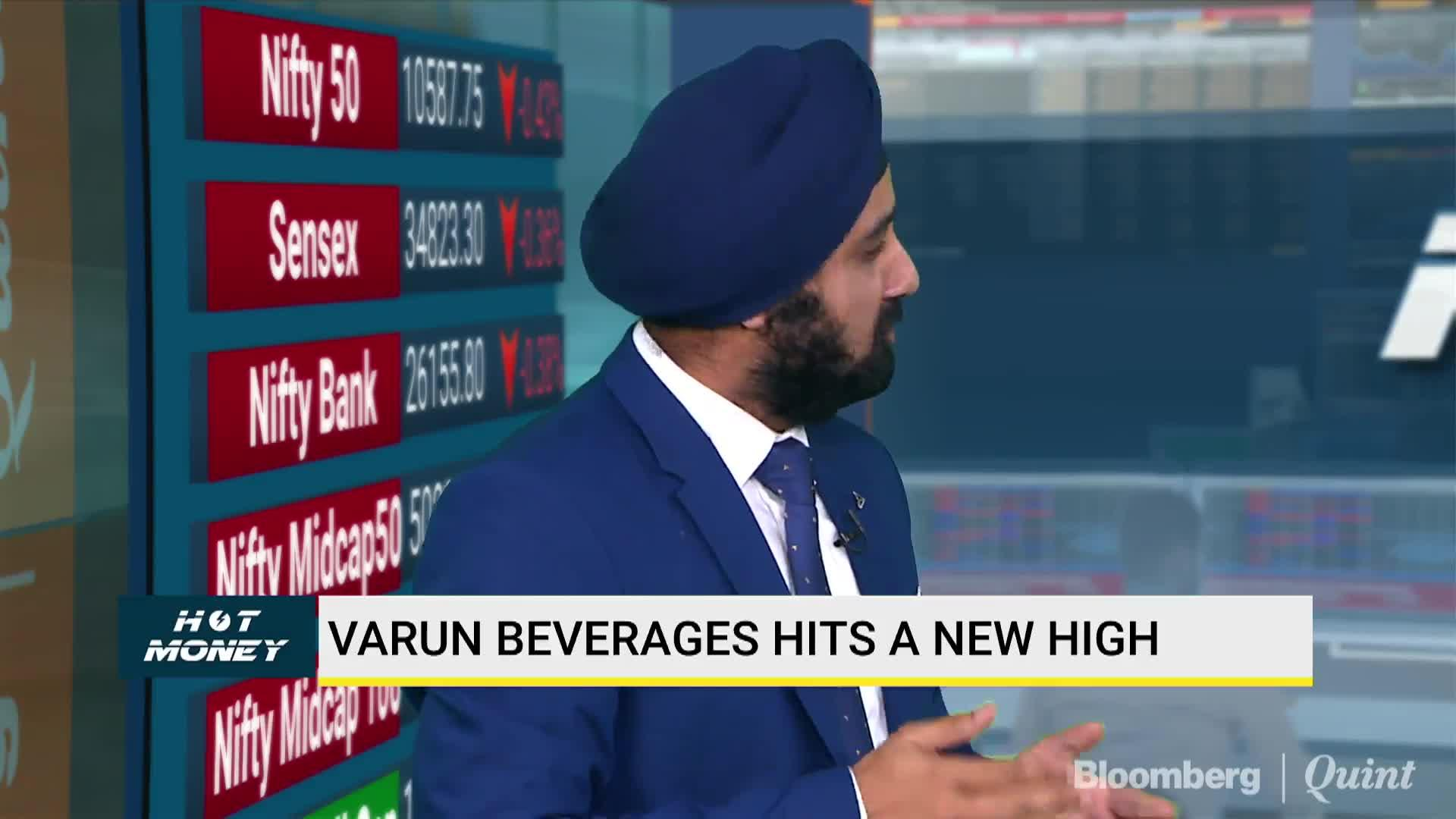Analysts' View On Buzzing Stocks Like BHEL, Varun Beverages, M&M & More