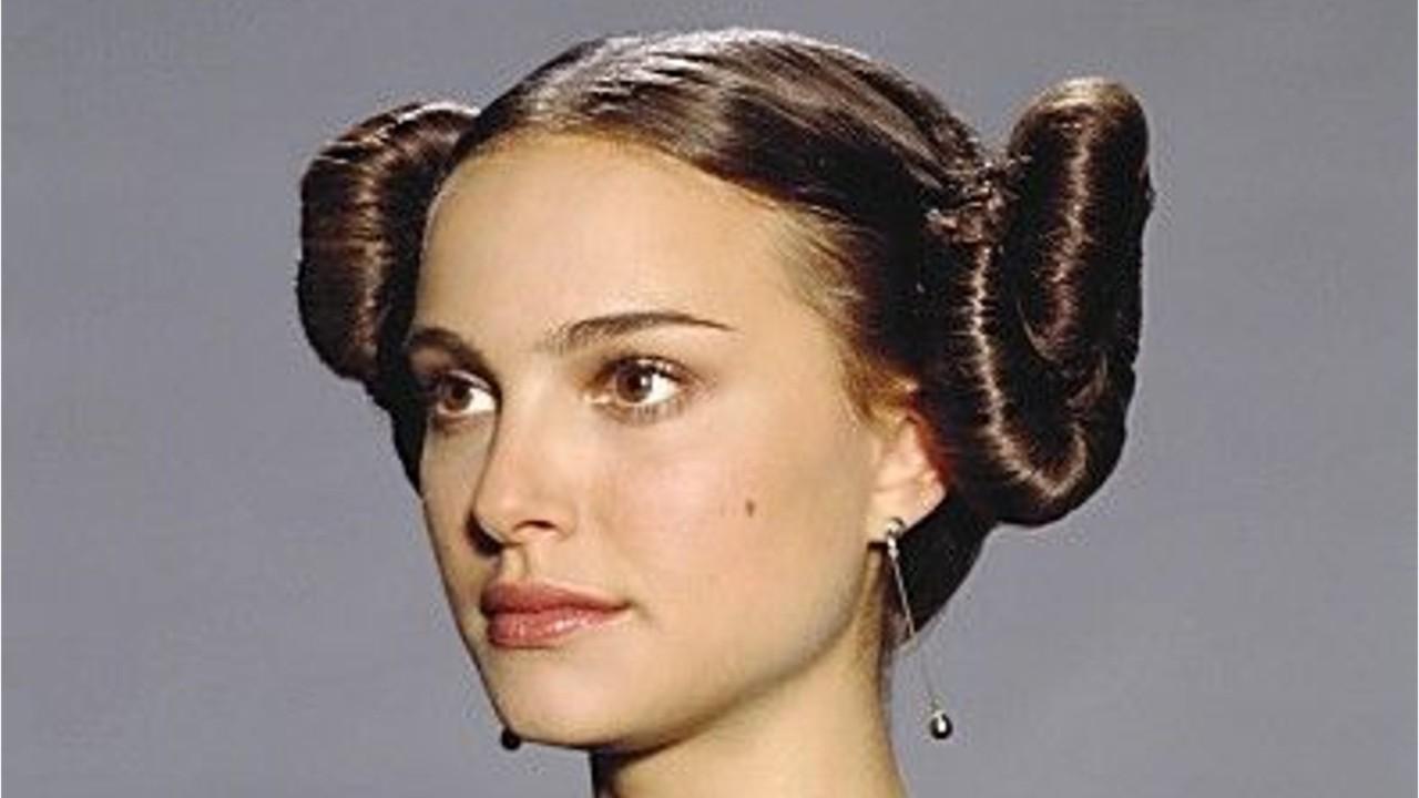 Принцесса Звездные Войны Натали Портман