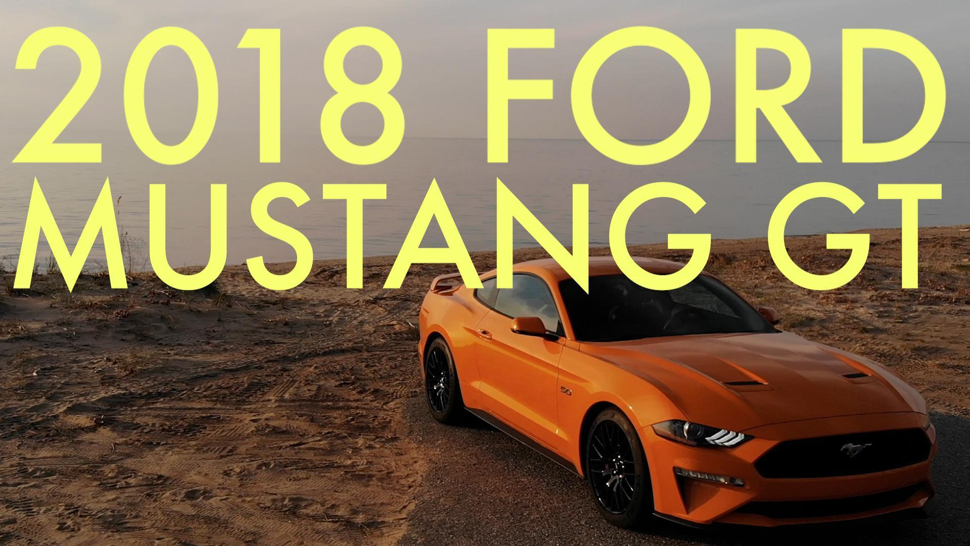 The Ford Mustang GT is better than ever