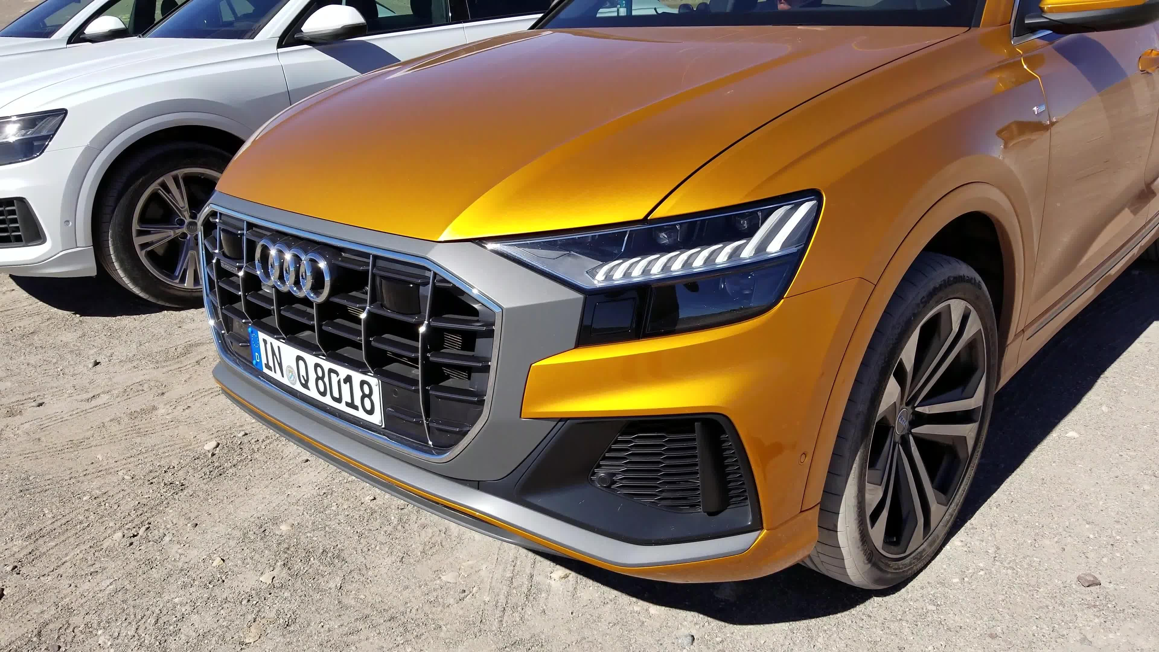 2019 Audi Q8 First Drive Review | Style and substance weighed in the