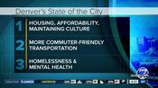 Denver Mayor Michael Hancock to deliver State of the City address on Monday
