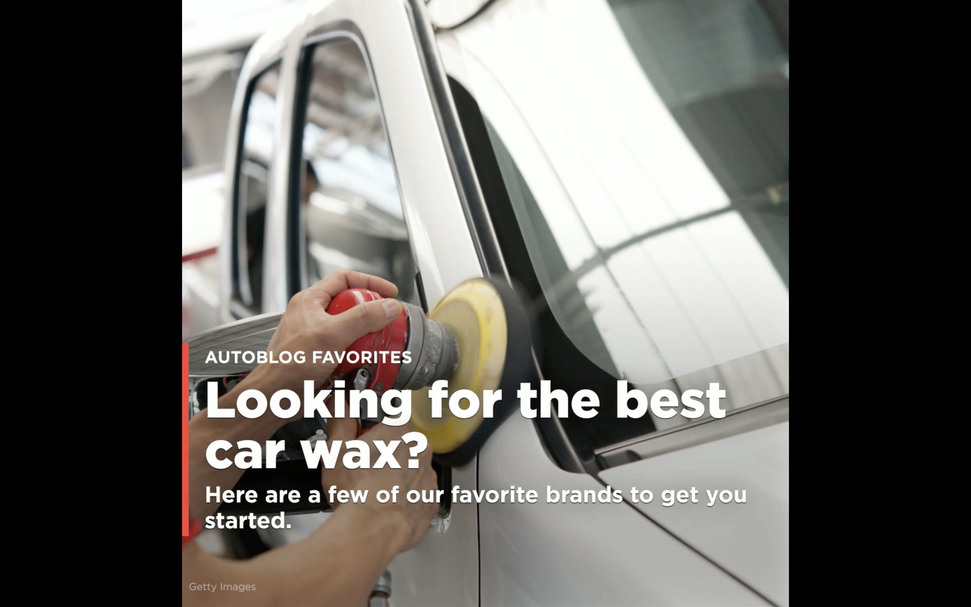 5 Great Car Waxes For Making Your Ride Shine Autoblog