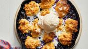 How to Make Easy Blueberry Cobbler