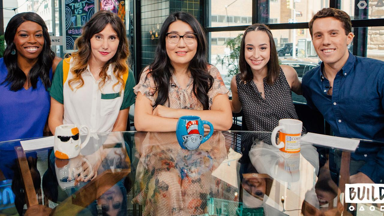 BUILD Brunch: August 14, Jenny Han Joins The Table