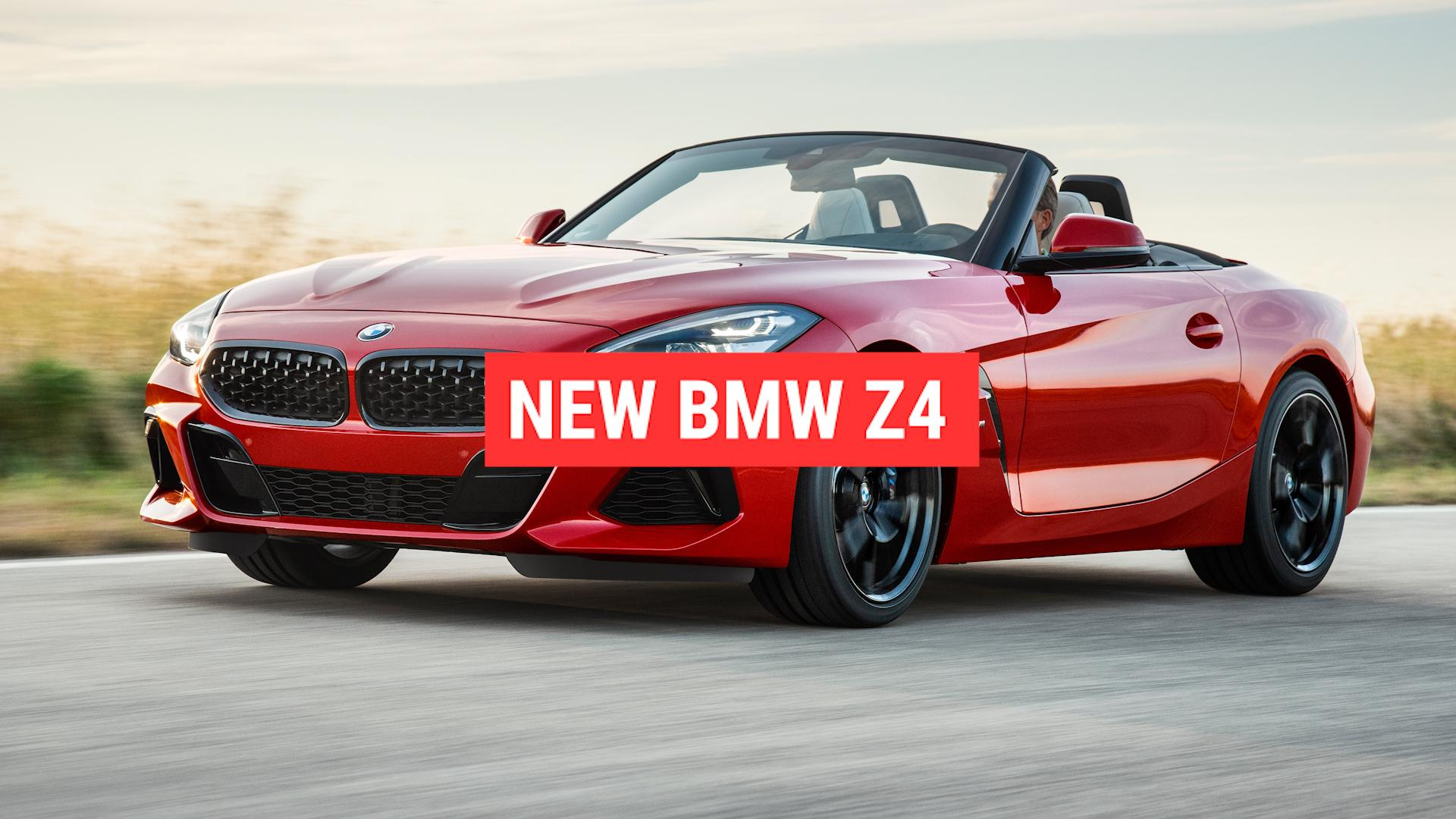 Bmw Releases Updated 0 60 Mph Time For Z4 M40i Making It Quicker Than Supra Autoblog
