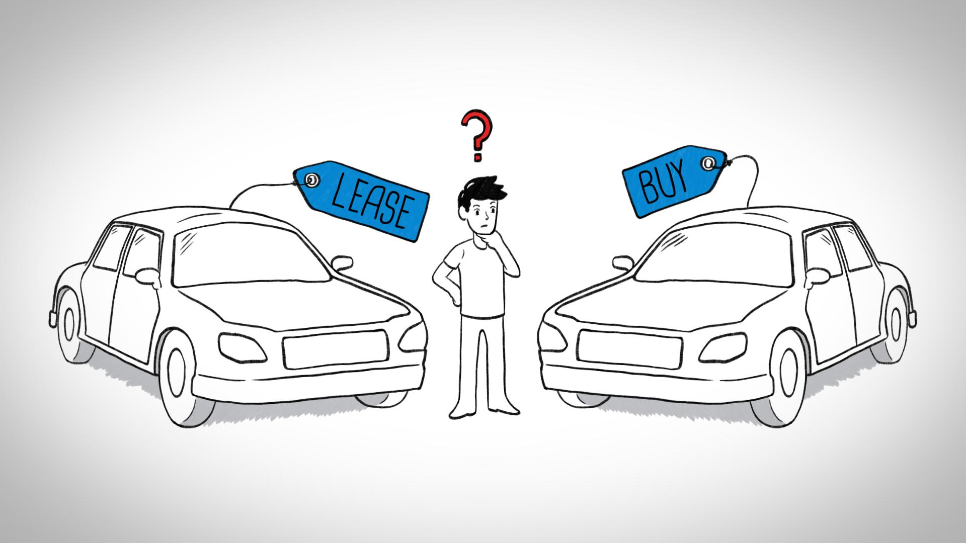 Leasing vs. Buying | Everything you should know in under 2 minutes