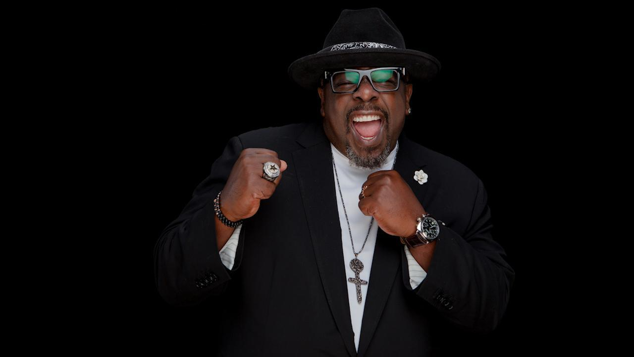Cedric The Entertainer Chats CBS'