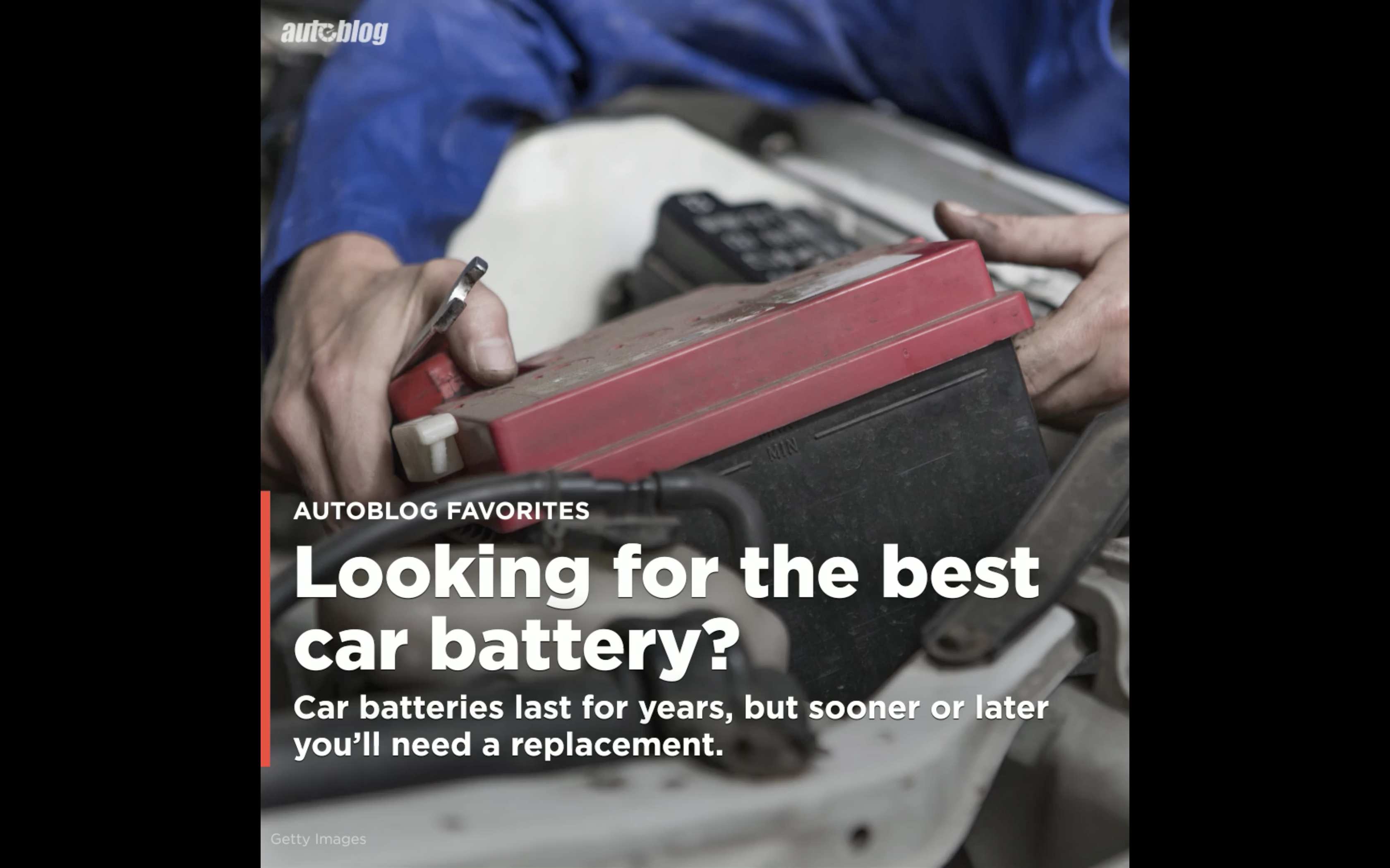Looking for the best car battery?