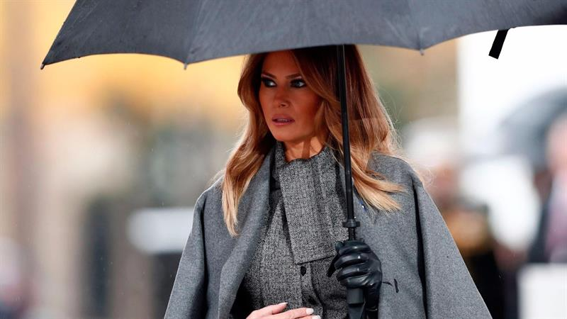 Melania Trump publicly calls for top White House aide's firing