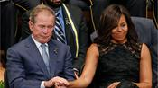 Obama And Bush's Unlikely Friendship
