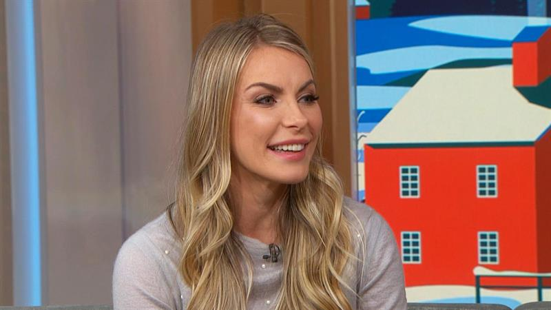 Hugh Hefner's widow, Crystal Harris, opens up about their sex life, marriage