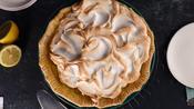 Mom's Citrus Meringue Pie