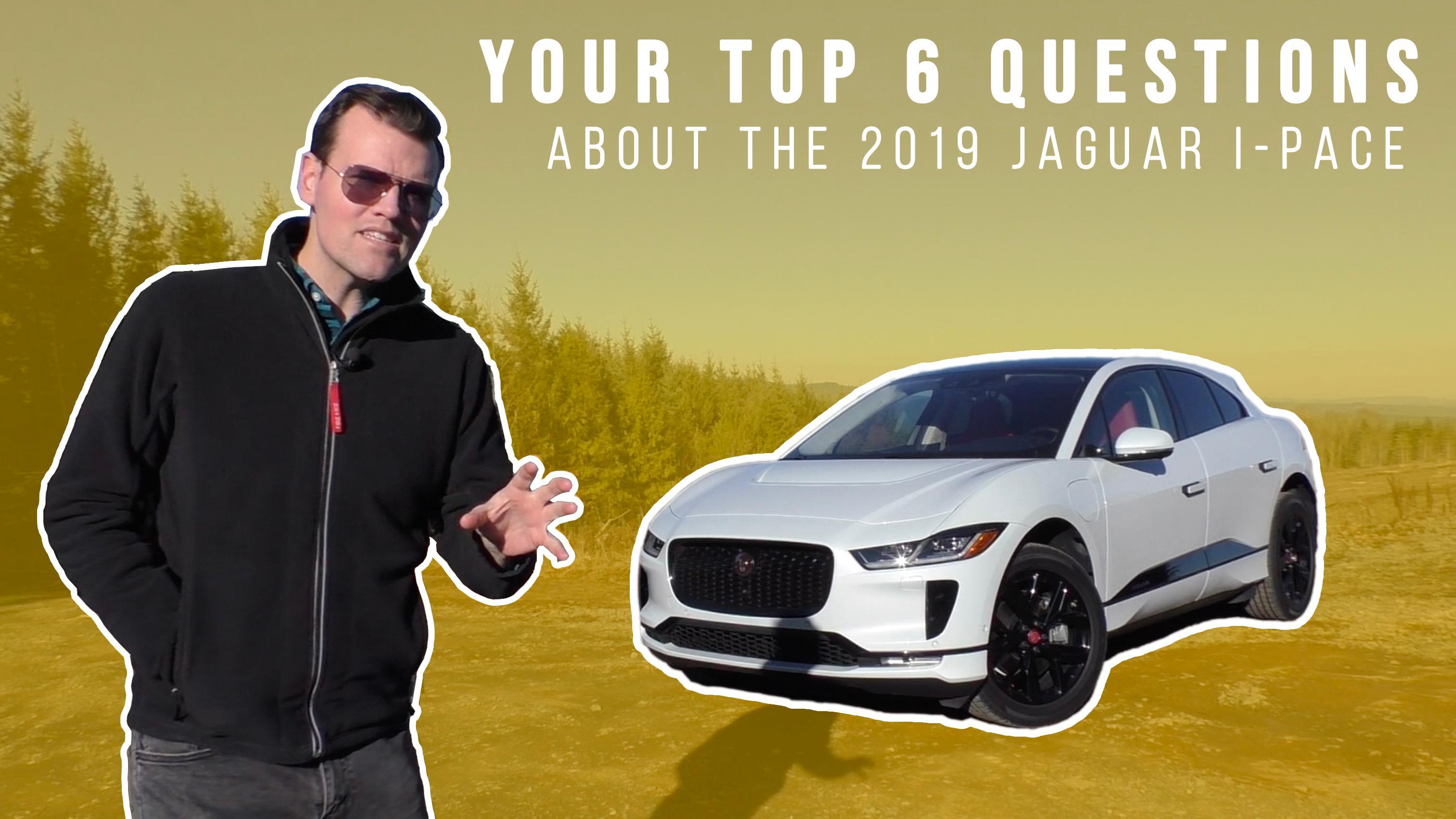 2019 Jaguar I-Pace quick spin review | Autoblog