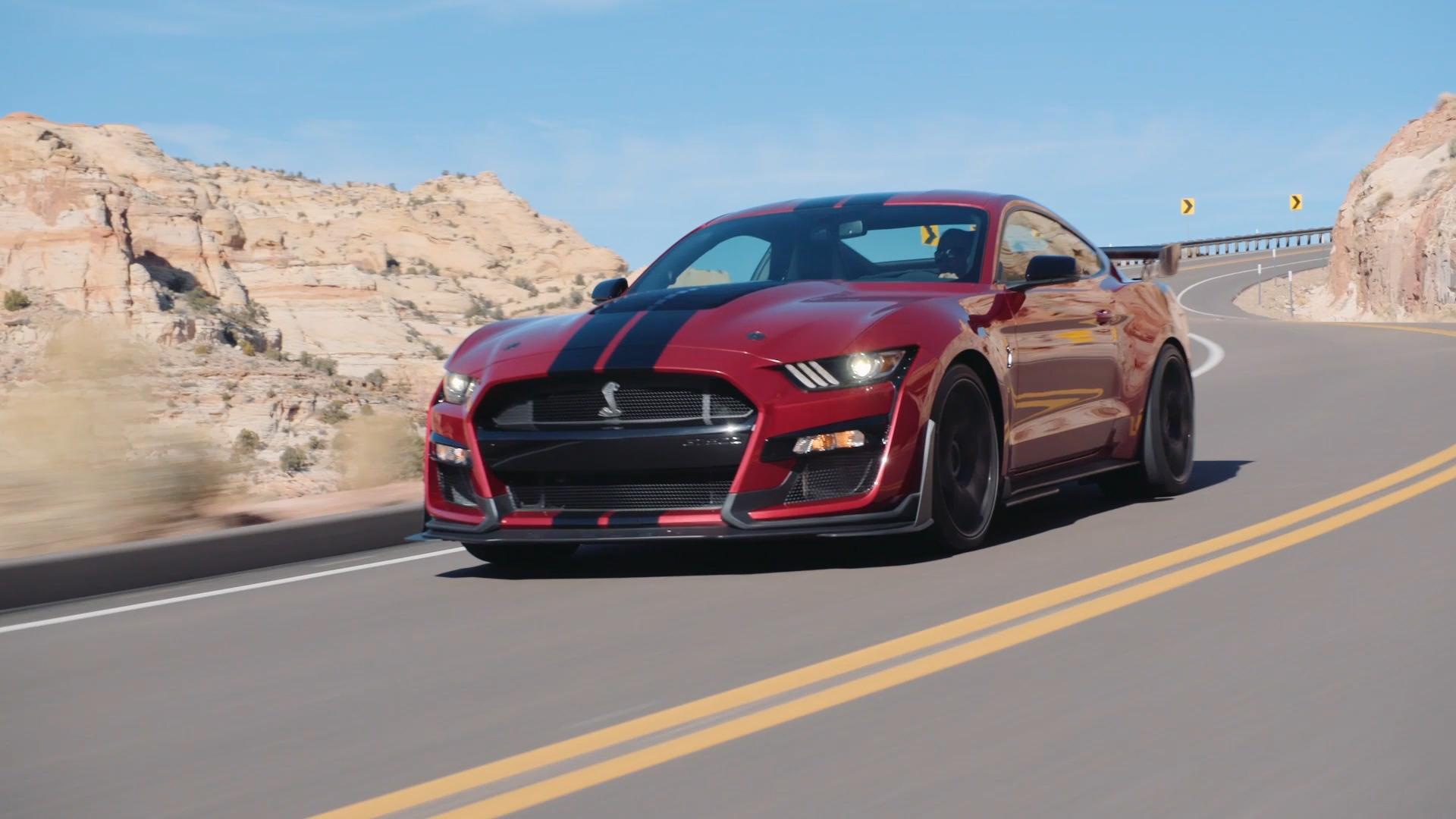 First 2020 ford mustang shelby gt500 auctions for 1 1 million
