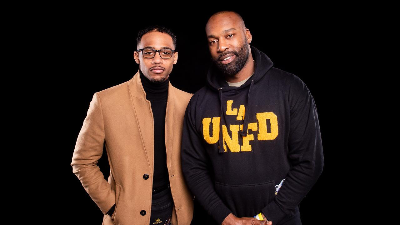 69fb4263c2d Baron Davis & Brandon Armstrong Chat About Their Fuse Series,