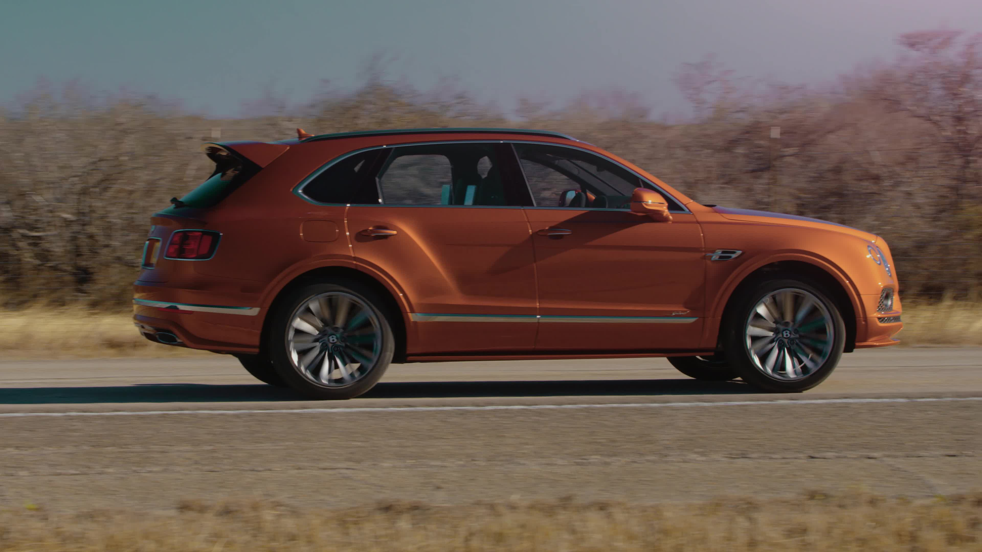 2020 Bentley Bentayga More Powerful Than Ever >> 2020 Bentley Bentayga Speed Is A 190 Mph Suv Autoblog