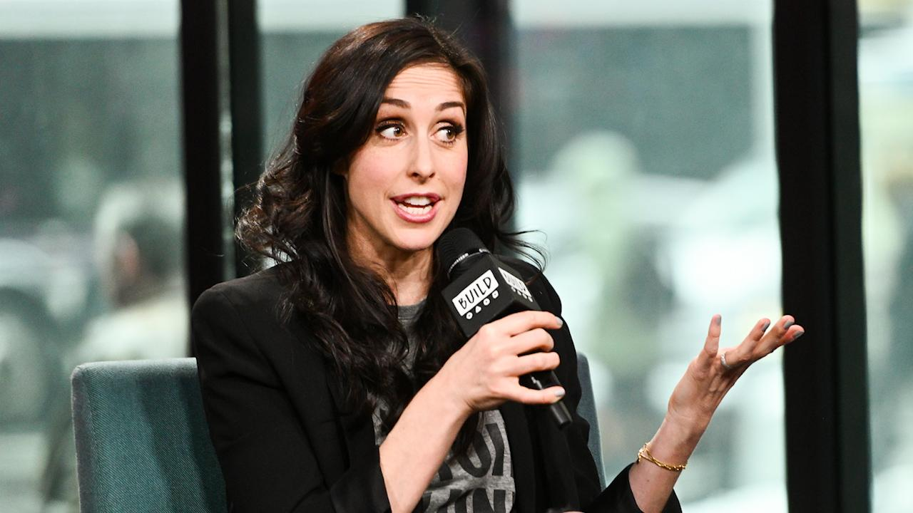 Catherine Reitman Believes With Great Power Comes Hiring More Women