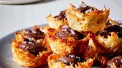 How to Make Dark Chocolate Coconut Tartlets