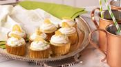 How to Make Moscow Mule Cupcakes
