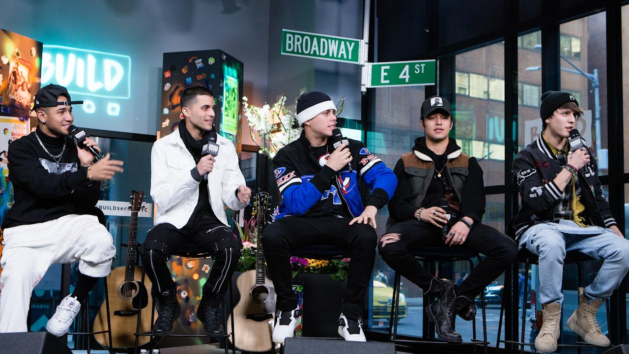 CNCO Reveals Who Takes The Longest To Get Over Somebody