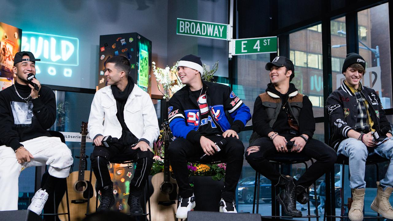 What Does The Boy Band CNCO Argue About Most Often?