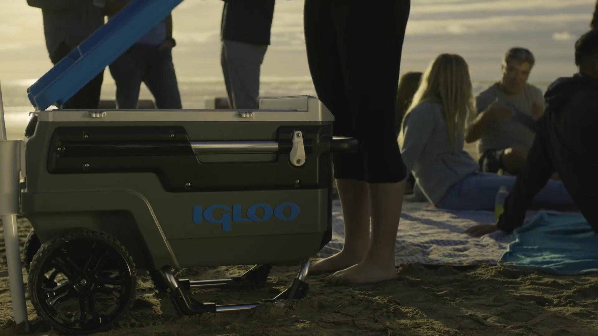 This might be the ultimate all-terrain cooler