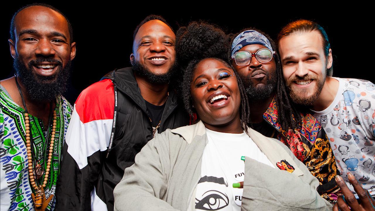 Tank and the Bangas Speak On Their Album,