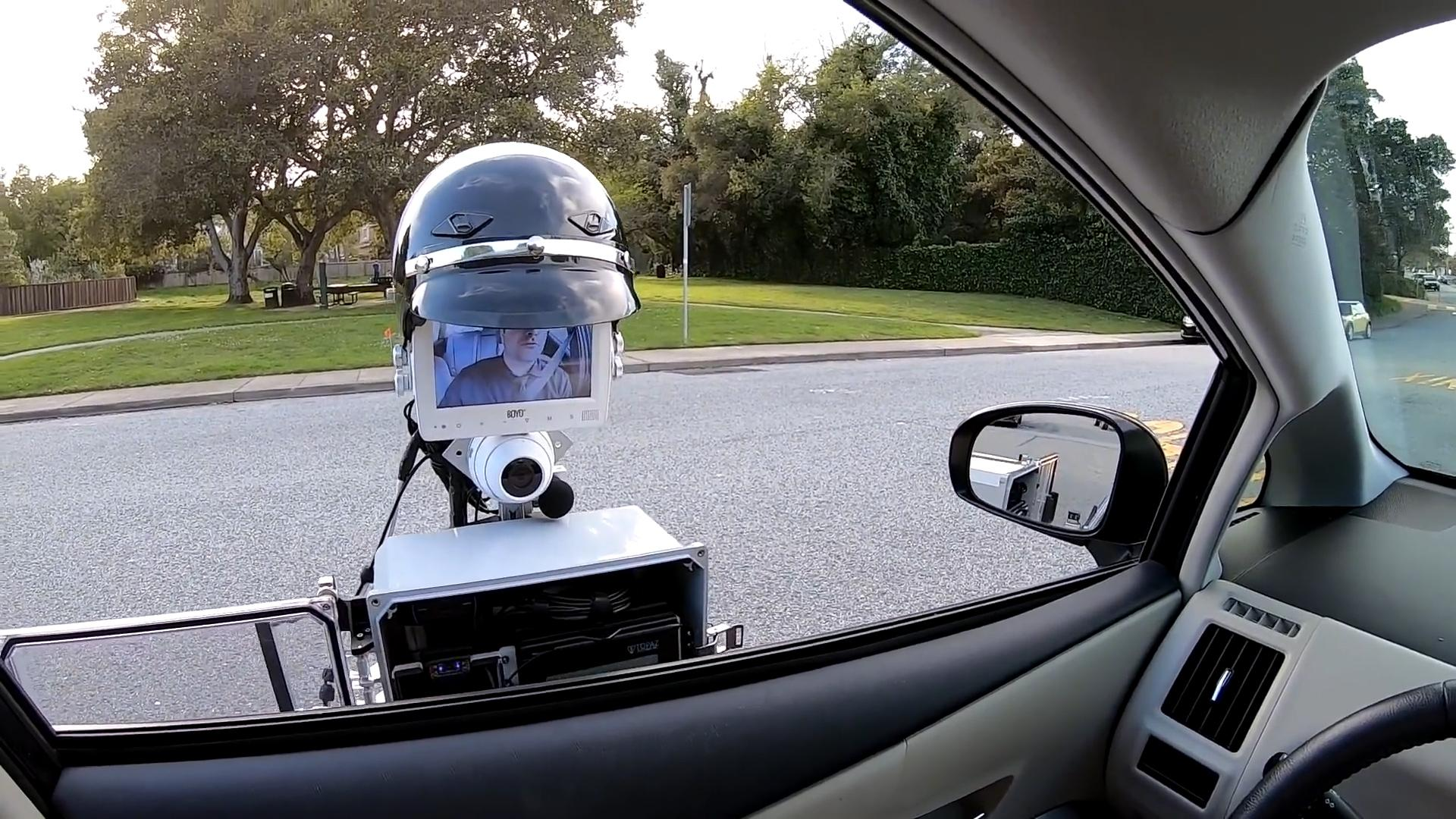 This new police robot could make traffic stops safer for everyone