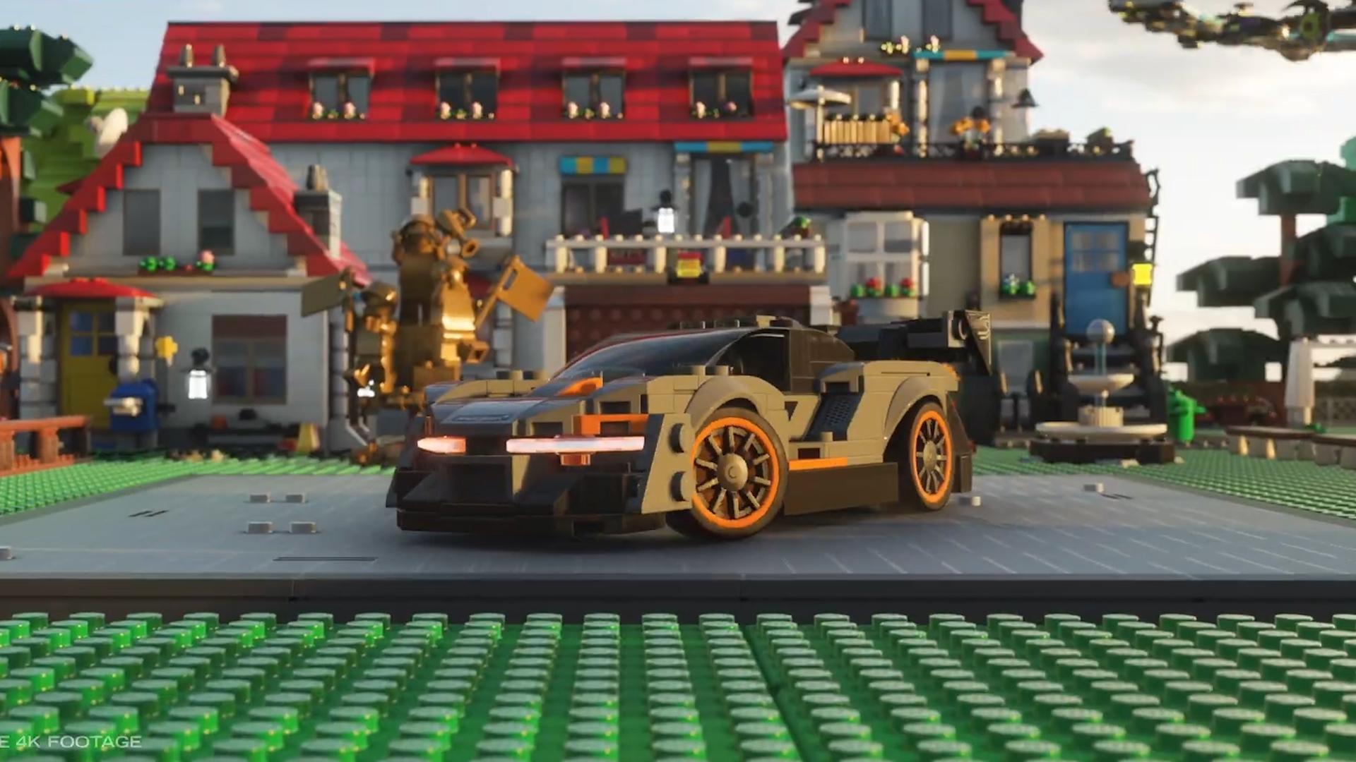 Forza Horizon 4 gets LEGO expansion