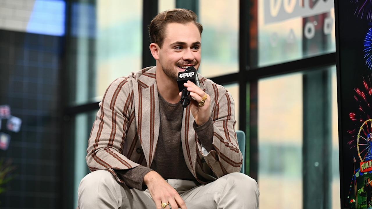 Dacre Montgomery Felt Like His Eyes Were Screaming For Eight Months While  Shooting