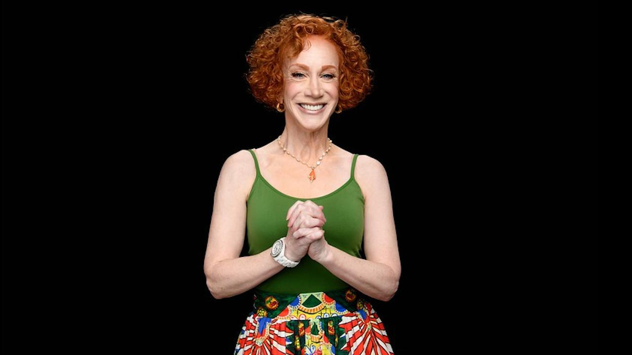 Kathy Griffin Speaks On Her Documentary,