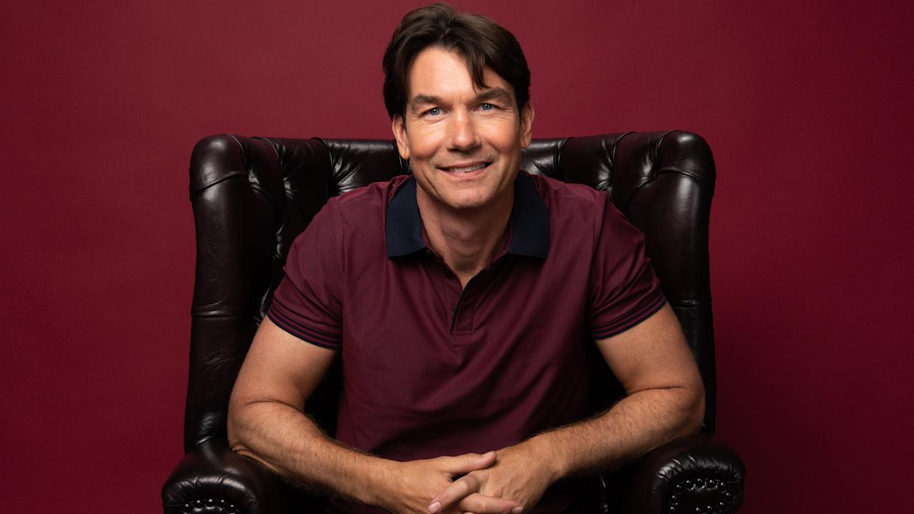 Jerry O'Connell Discusses His Talk Show,