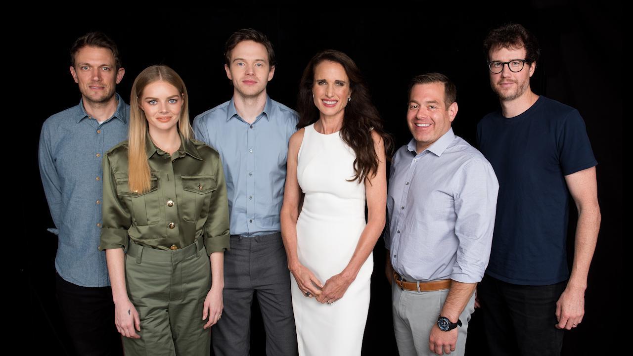 The Cast & Creators Of