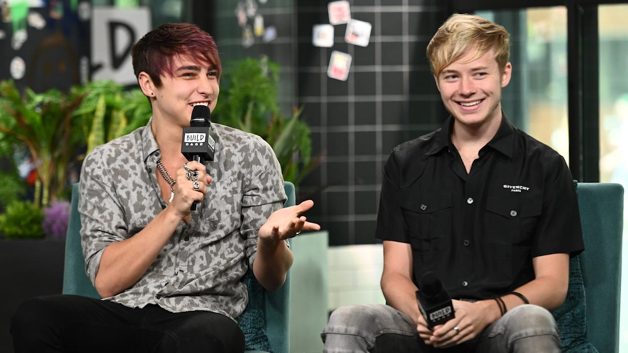 Sam And Colby Thought Their Teen Choice Award Was A Joke