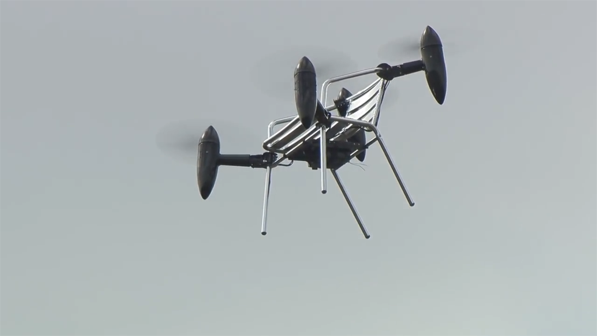 PD-ANY can transform virtually anything into a drone