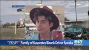 Family Of Suspected Drunk Driver Speaks out