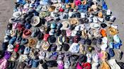 Viral Photo Shows Hundreds Of Hats Removed From Yellowstone's Thermal Areas