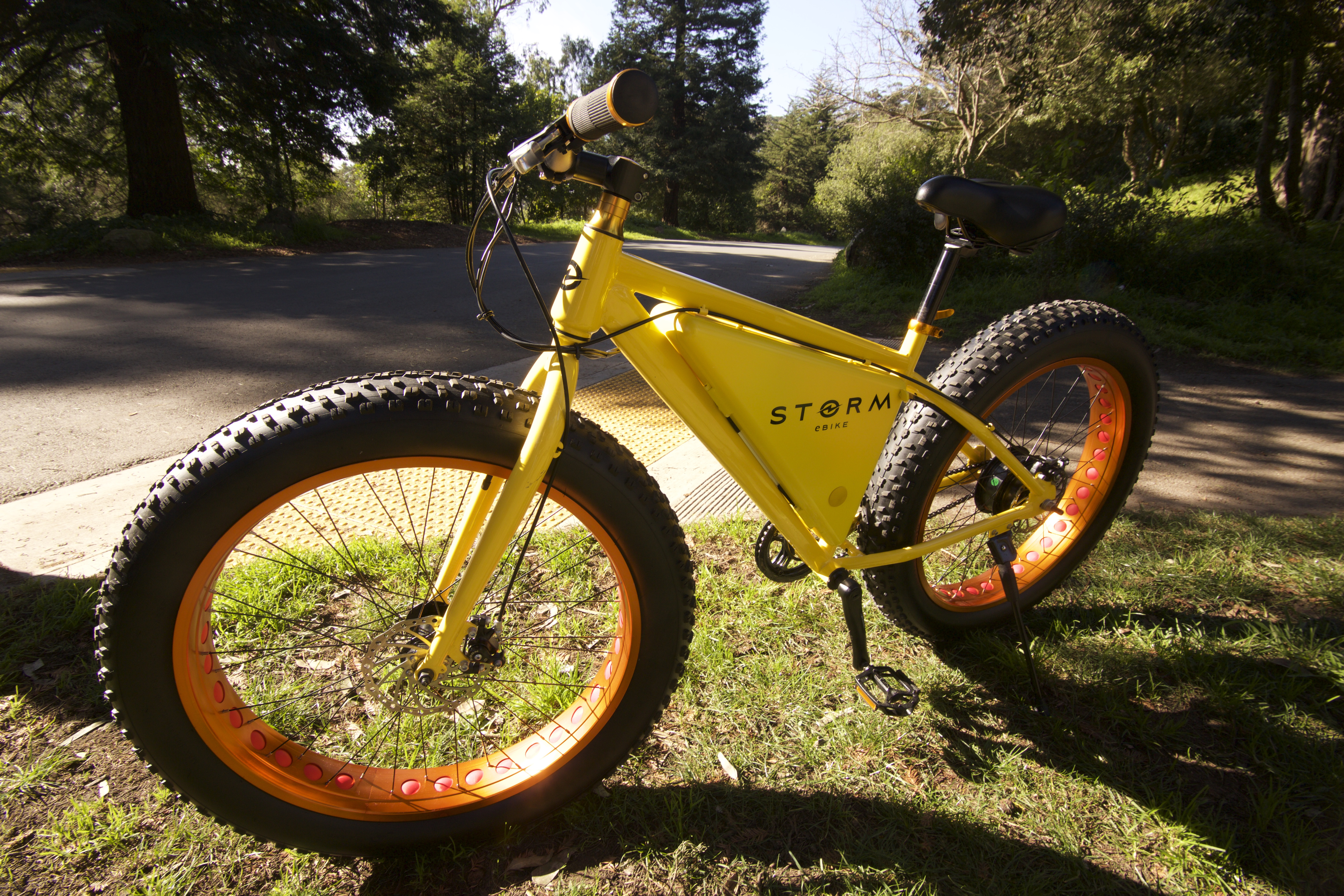Affordable Electric Bikes >> Storm Affordable Electric Bike Techcrunch