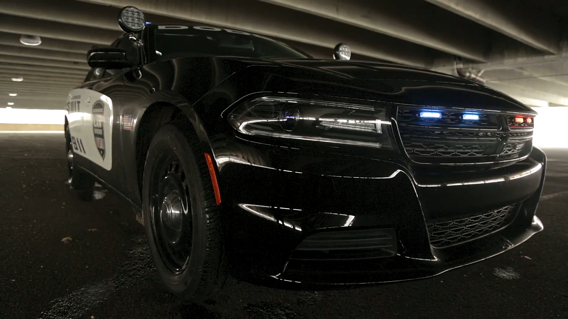 2018 Dodge Charger Pursuit Ambush Prevention System Enhanced To 07 Police Wiring Diagram Protect Cops Autoblog