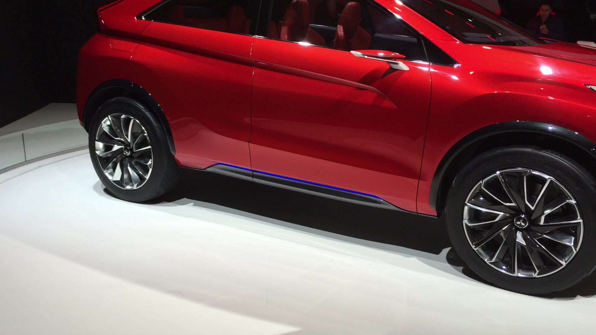 2015 Mitsubishi Eclipse >> Mitsubishi Eclipse Cross Will Be Crossing Over To The Us Sometime In