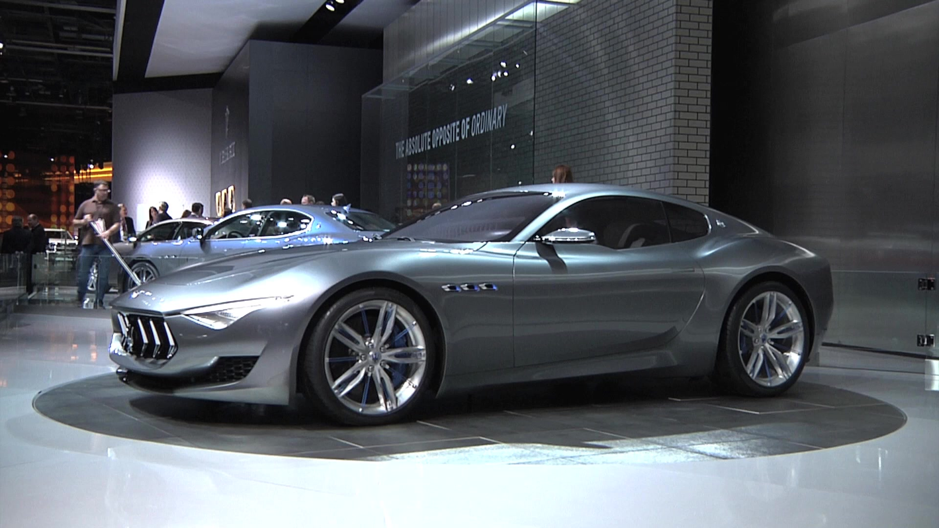 Maserati CEO says the Alfieri coupe will be seen at Geneva ...