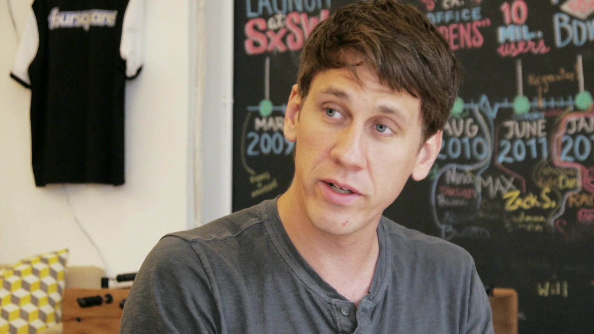Foursquare's Dennis Crowley | Foundation