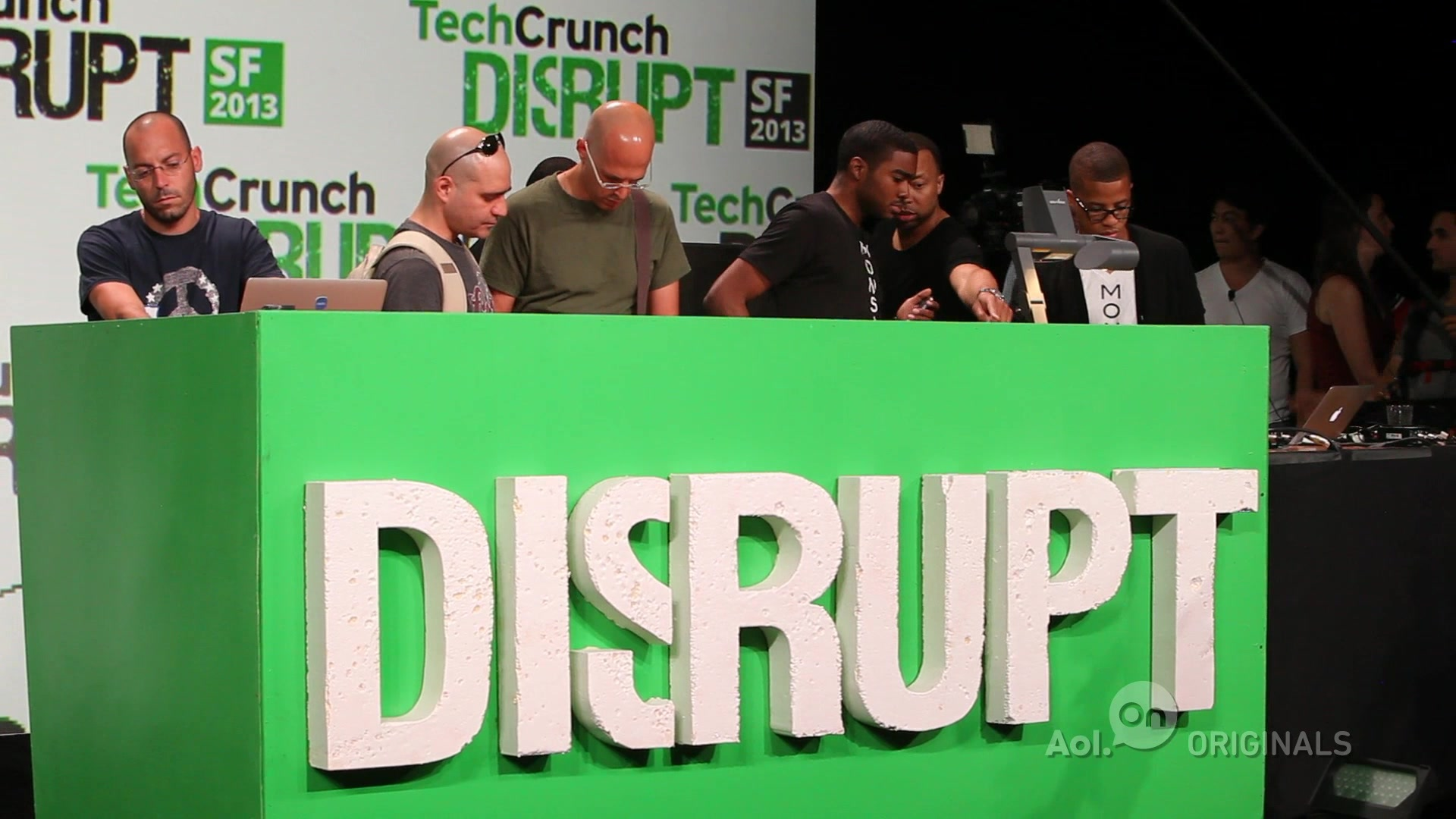 Behind the Scenes at Startup Battlefield | Road to Disrupt