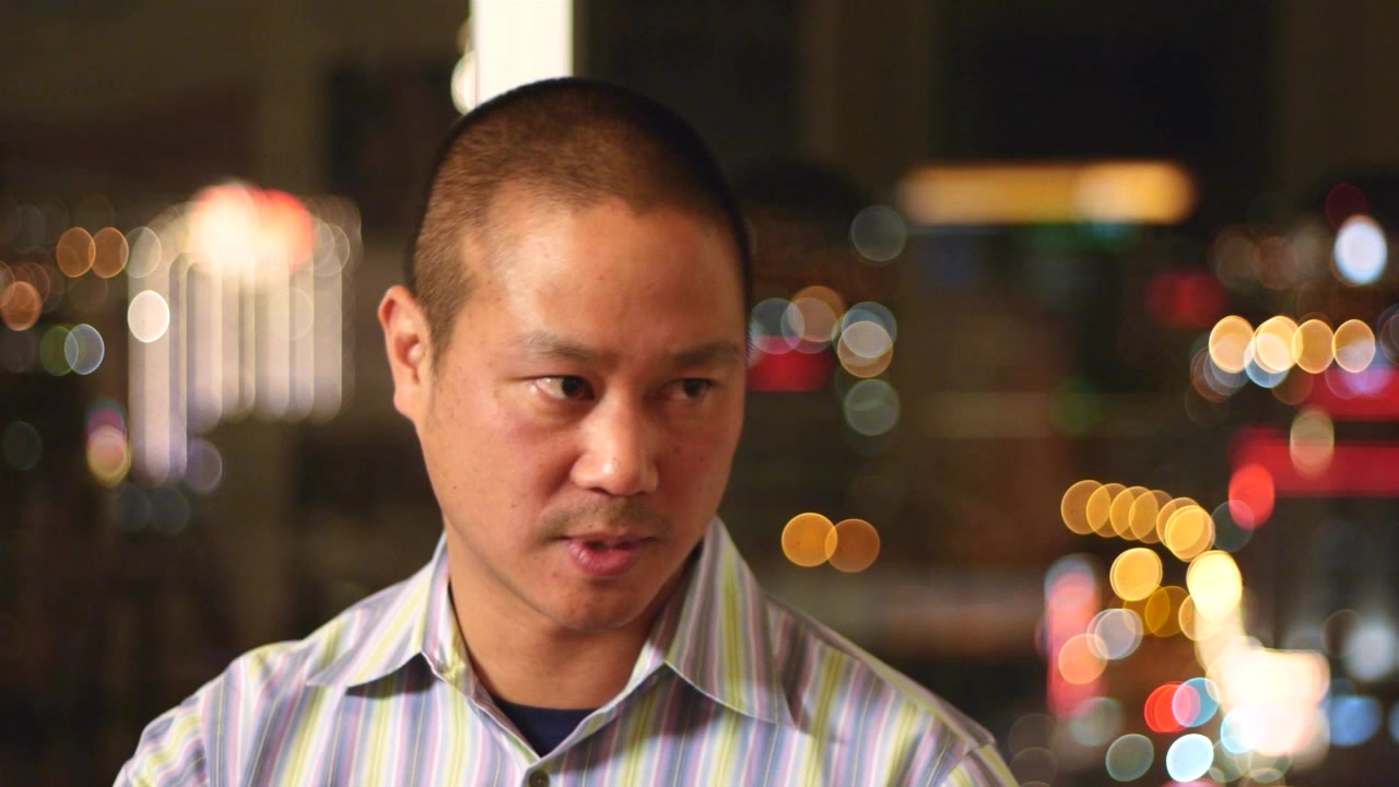 Zappos Founder Tony Hsieh| Foundation