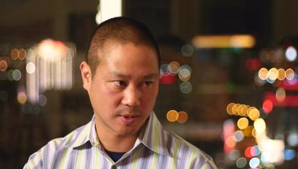 Foundation Interview: Tony Hsieh of Zappos.com