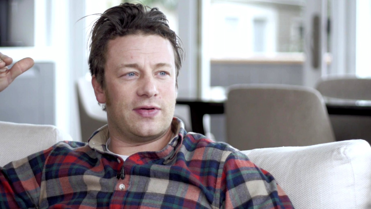 Jamie Oliver on the Future of Food | Foundation