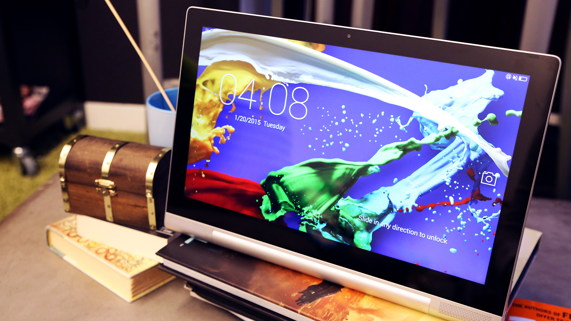 Lenovo Yoga Tablet 2 Pro | Fly or Die