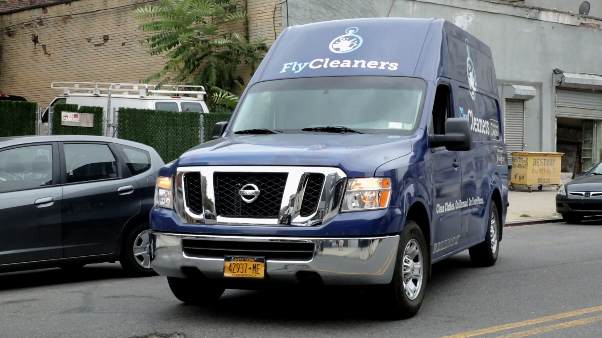 FlyCleaners | Built in Brooklyn